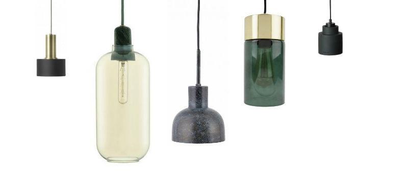 INSPIRE | 5 lampen boven de eettafel