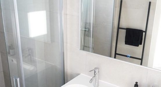 Inspire | Een lowbudget badkamer make-over