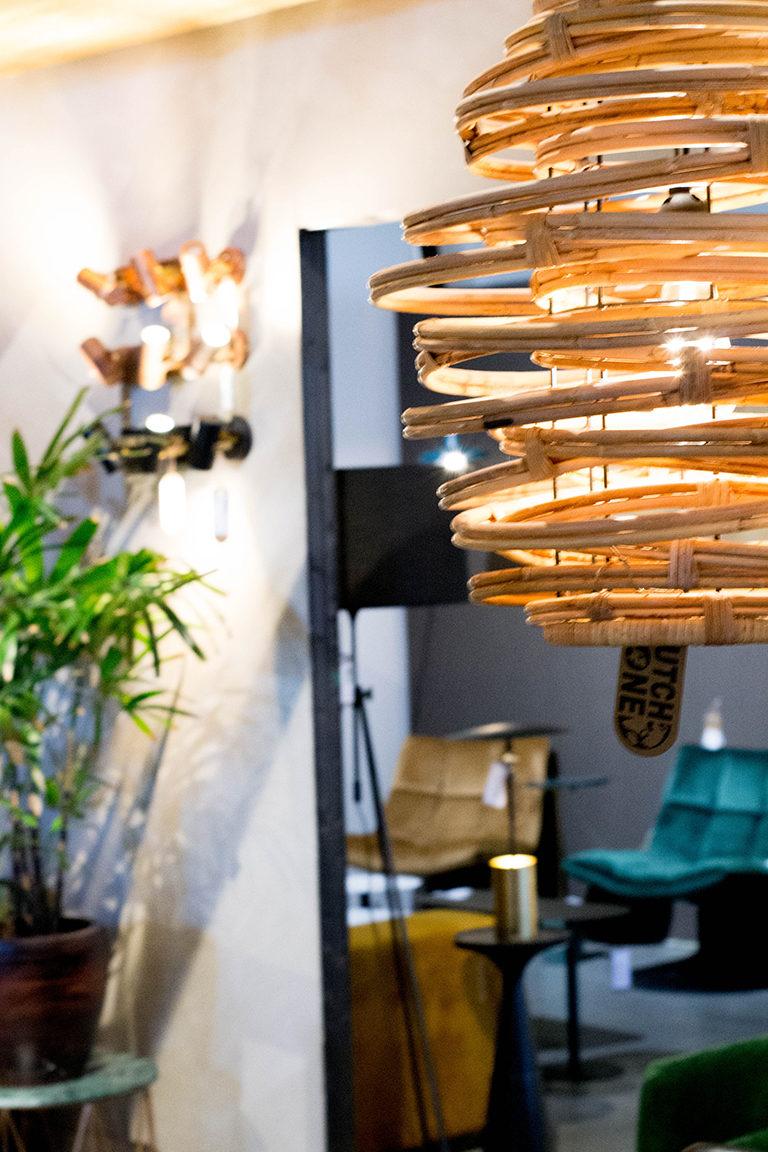 Dutchbone lamp