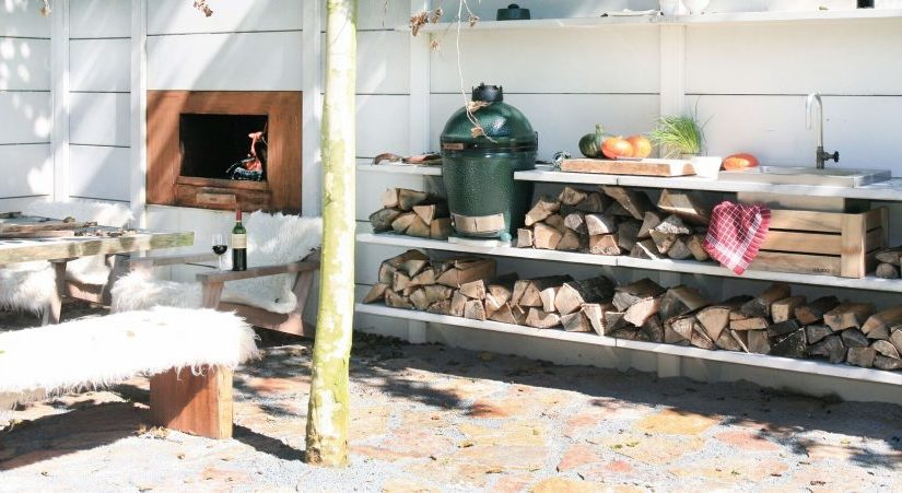 DO | HALLO LENTE, HALLO BUITENKEUKEN