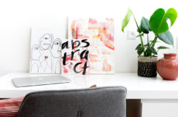 DO   Abstracte kunst DIY